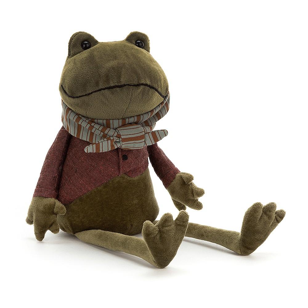 Jelly Cat Frosch 33 cm