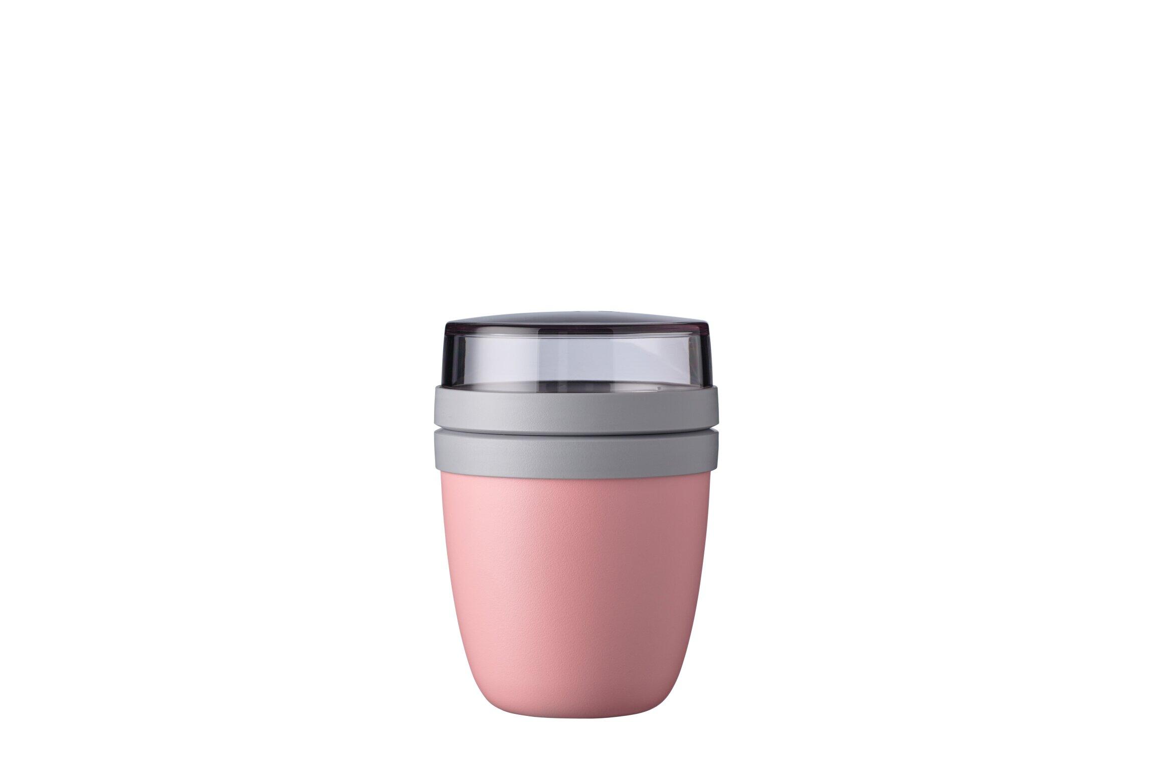 MEPAL Lunchpot Ellipse mini - Nordic pink